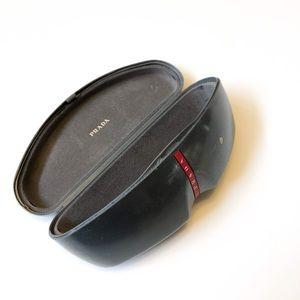 PRADA Sport Microfiber hardshell sunglasses case
